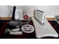 Nintendo Wii with accessories - Good working order