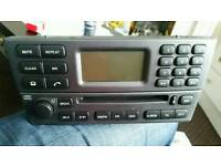 Jaguar x-type audio system
