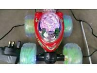 Kids remote control car twister car.
