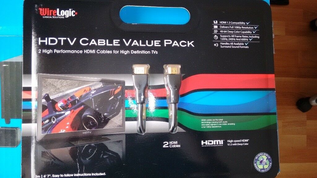 Amazing Wire Logic Hdmi Cable Gift - Electrical and Wiring Diagram ...