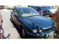 Jaguar x-type 2002 2.1 manual spares or repair