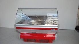 £750+VAT Serve Over Counter Display Fridge Meat Chiller 154cm (5 feet) ID:T2111