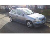 Vauxhall Astra 12 Months MOT Diesel