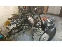 125cc needs rebuild all runs and works