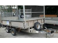 Cracking ifor williams l m105 mk3 10 ftx5.6ft ramptailgate dropside trailer no vat