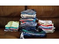 Huge bundle baby clothes 60+ items