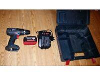Bosch 18v 3 ah drill .6 mths old