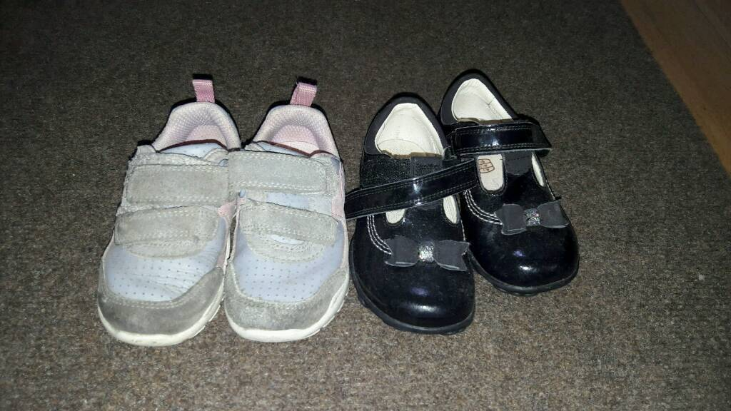 Size 4.5 f shoes