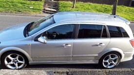 Vauxhall astra estate sri xpack 150