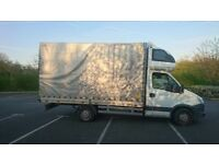 Iveco Daily 35S11 2013 Model LUTON VAN CURTAIN SIDE