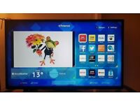 """42"""" SMART Full HD Freeview HD and USB playback LED Polaroid TV"""