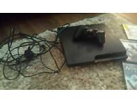 Ps3 with 7 games 1 pad