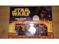 Star Wars Saga Edition Chess Set (Individually Numbered Collectors' Edition)