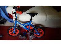 12 inch boys bike
