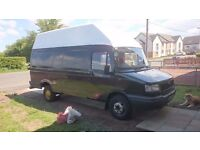 Campervan for sale weld free ldv 2005 good to go whare u wont