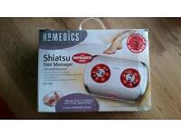 Homedics shiatsu foot massager. Feltham