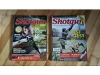 Shotgun magazines