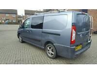 Fiat Scudo Campwr Van