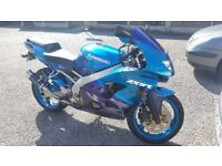 Immaculate low milage zx9r