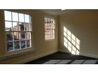2 office spaces available to let in converted period building in the heart of the jewellery quarter