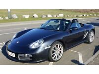 PORSCHE BOXTER. S. 3.2 TRIPTRONIC S , full service history, CONVERTIBLE, PRIVATE SALE.reduced