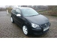 2006 VW polo 1.2 petrol only 50.000