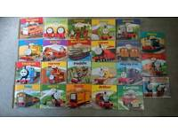 23 Thomas the tank and friends story books