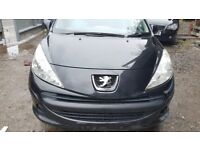 Peugeot 207, 2007, Petrol, 1.3 Litre, Manual