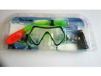 Scuba Diving Snorkel Set