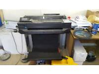 UP designjet T520 printer/plotter