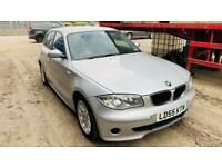 BMW 118d Es 2005 2.0 Diesel 6 Speed Manual