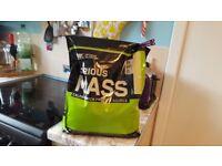 Serious Mass protein powder..20£
