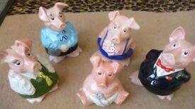 Nat West Piggy Banks
