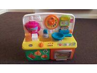 Chicco Talking Kitchen Sound Toy