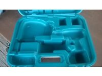 Makita carry case - only