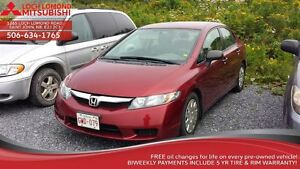 2009 Honda Civic DX (A5)