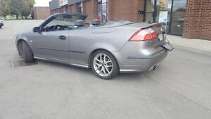 2005 Saab 9-3 AERO MANUAL CONVERTIBLE