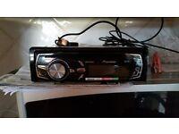 pioneer deh-x8500dab car stereo