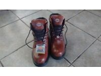 Dickies Work Boots New Size 10