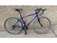 Revolution Country Traveller 2011 - touring bicycle - small (46cm frame)