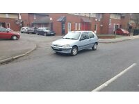 Peugeot 106 1.1 Independence Limited Edition 3dr 5 MONTHS MOT Very reliable
