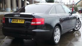 2008 58 AUDI A6 2.0 TDI LIMITED EDITION 4d AUTO 140 BHP ***CHEAPER PART EX WELCOME***