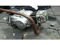Lifan stomp 110 cc engine