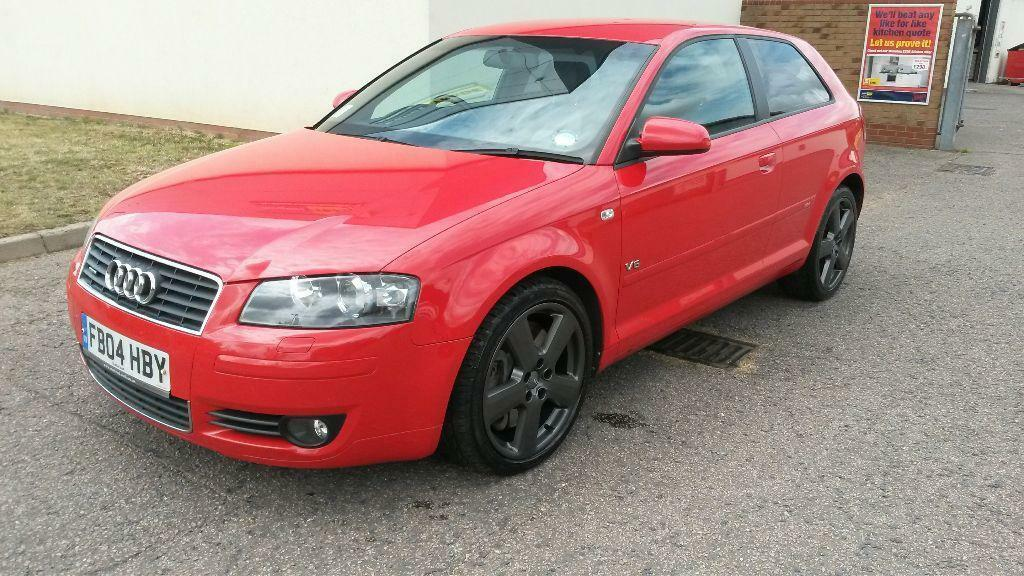 audi a3 3 2 litre v6 quattro sport in colchester essex gumtree. Black Bedroom Furniture Sets. Home Design Ideas