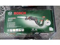 Bosch cordless sabre saw psa 18 li