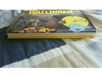 Watchmen comic book