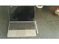 Faulty asus trasformer mini tablet laptop