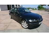 BMW 116i BLACK VERY CLEAN LOW MILEAGE LONG MOT WARRANTY