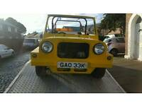 1972 MINI YAK (MOKE TYPE) FREE RD TAX