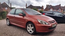 Peugeot 307 D Turbo 2.0 HDI - Amazing Service History £1000s spent - Half Leather - Long MOT